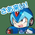 『ロックマンX DiVE』キャラクタースタンプ