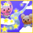 Rabbit and bear daily(Star Festival)