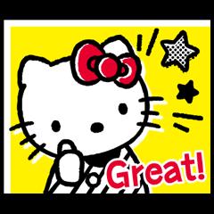 Hello Kitty 80's