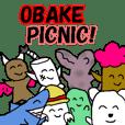 おばけピクニック