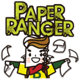 We are PAPER RANGER