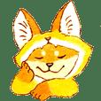 Fox pajama Dou Dou