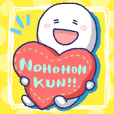 NOHOHONKUN STICKER 1