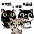 keai&daniang&yueyue-Community daily