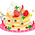 Summer greeting & birthday & celebration