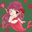 小天使與小惡魔系列-美人魚和鯊魚7夏天