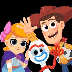 Toy Story 4 × Vithita