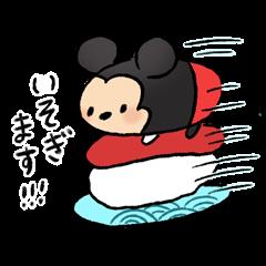 Disney Tsum Tsum by Yabaichan