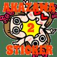 AKAZAWA The 2nd Sticker!