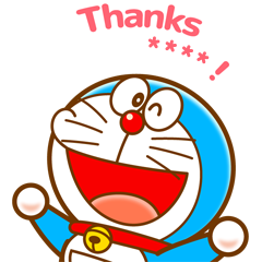 Doraemon Custom Stickers