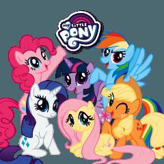 My Little Pony: Pony Enjoy each day