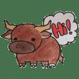 牛のボウちゃん