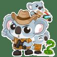 Steve The Adventurous Koala