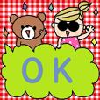 cute english sticker51
