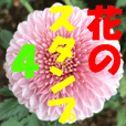 Flower's sticker 4