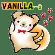 malpoo Vanilla & dog friends-2