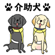 Japan Service Dog Association Labradors