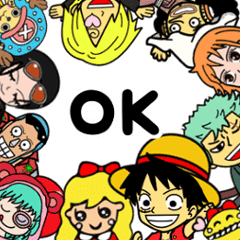 ONE PIECE リリーとハートマカロン2