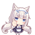 NEKOPARA Animated Stickers