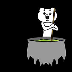 Aggressive Bear Betakkuma notext 2