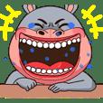 Hippo Hippi Animated