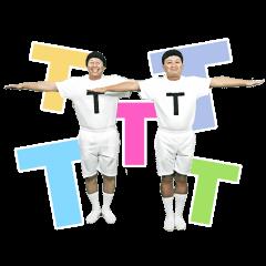 TT Brothers Stickers