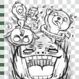 not Momotaro hand-drawn
