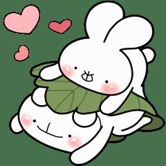 緩緩×甜心♡熊兔寶+10=春