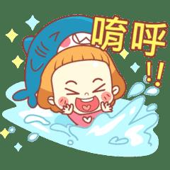 餅乾女孩 盛夏篇
