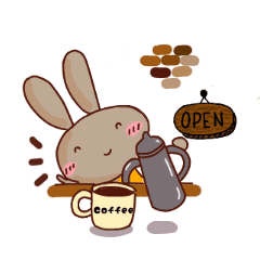 おしゃれcafeうさぎ 2