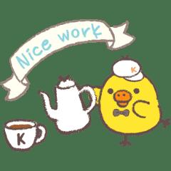 Rilakkuma~Kiiroitori muffin cafe~