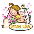 Vegan love 1