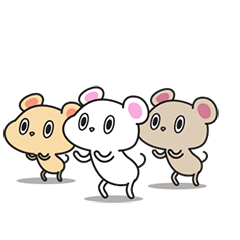 Three Little Mice