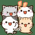 毎日使える☆ちびネコセット【カスタム】