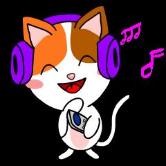Bobi the cat