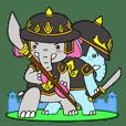 ช้างศึกไทย