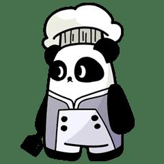 Mr.Panda : A Cook Wannabe