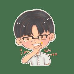 Mr.Handsome Glasses Boy