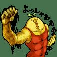 筋肉ぴよすけ2