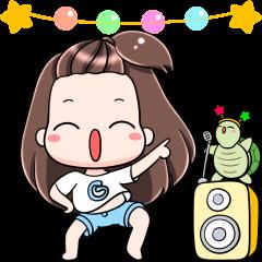 Gyoza: Animated Stickers