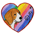 Funny Beagle (Thai version)