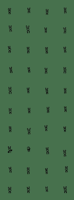 「半袖の人③ 線」のLINEスタンプ一覧
