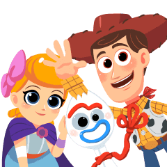 Toy Story 4 : Animated Version