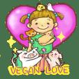 Vegan love 2