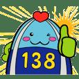 動く!いちみん(一宮市公式キャラクター)