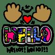 Chisqo's stickers