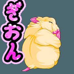 Gion Lovely hamster Chan 04