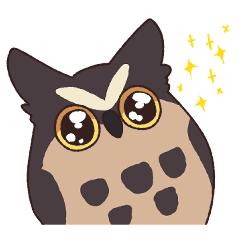 mimizuku Sticker