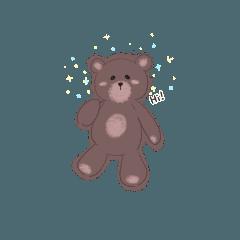 Teddy's friends