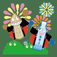 秦野たばこ祭公式スタンプ